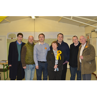 Lib Dems celebrate Barwell win