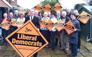 Support Michael Mullaney and the local Lib Dem team this time