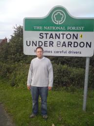 Robin Webber-Jones is leading the fight against Conservative County Council plans to build an incinerator in Bardon