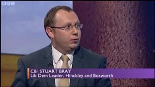 Stuart Bray on