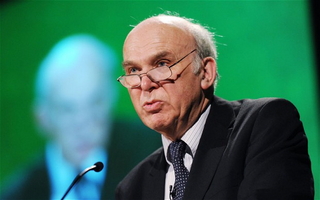 Vince Cable (PA)