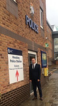 Liberal Democrat plans would see a vital extra 32 police officers on local streets