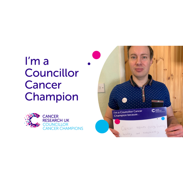 Michael Mullaney Leicestershire Councillor Care Champion